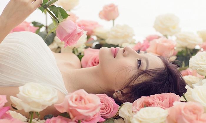 Bột collagen hoa hồng có gì tốt?