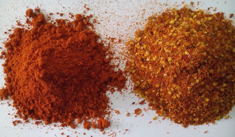 Bột ớt nguyên chất