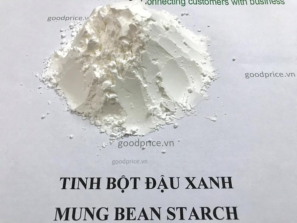 Tinh bột đậu xanh