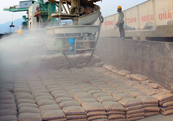 cement vietnam export