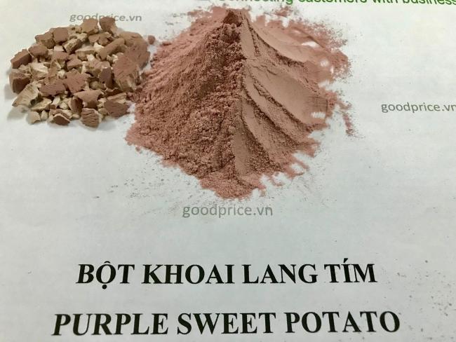 bột khoai lang tím