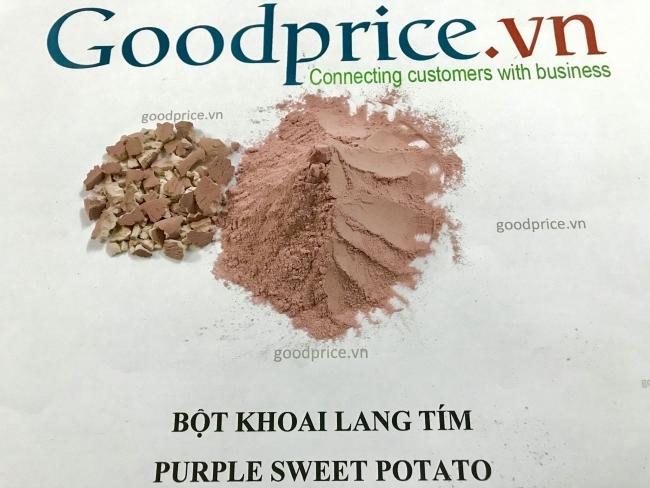 bột khoai lang Goodprice