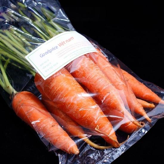 cà rốt đà lạt