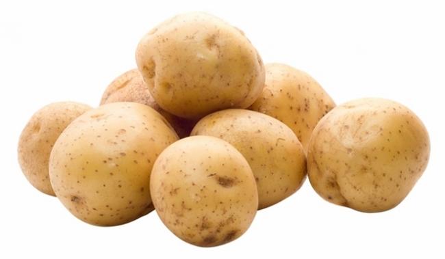 bột khoai tây
