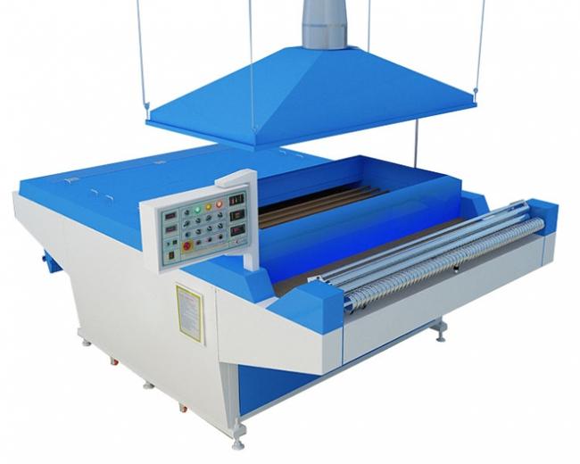 Máy hấp và máy sấy vải