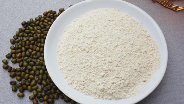 bột đậu xanh
