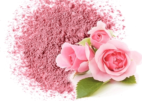 4 skin care recipes from Rose Powder