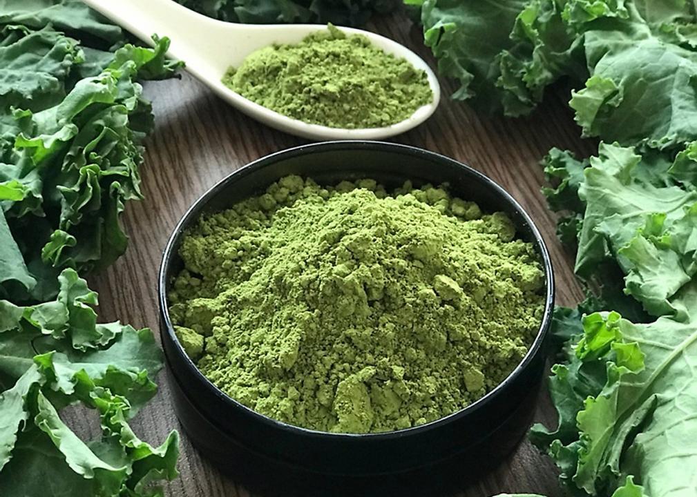 8 lý do nên thêm Bột Cải Xoăn Kale vào chế ăn hàng ngày