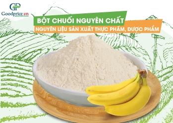 Banana powder - High quality food powder