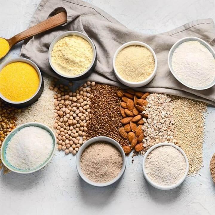 Bột ngũ cốc tăng cân – Giải pháp hữu hiệu cho người gầy
