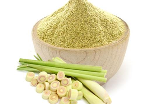 Bột Sả - Gia vị quan trọng trong các món ăn Thái Lan