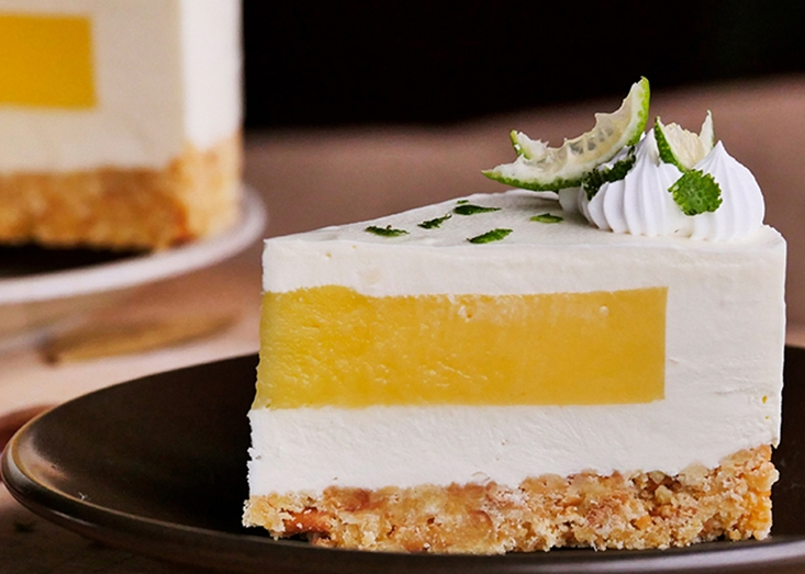 Delicious cakes made from Corn Flour