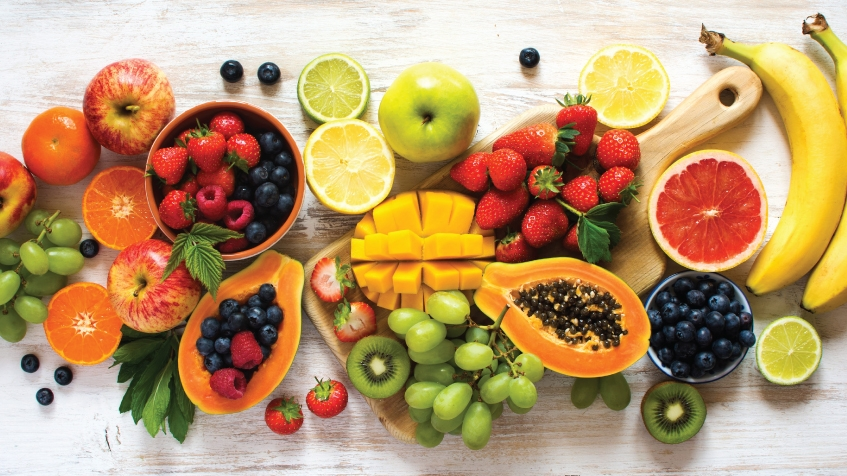 Đường trong trái cây có tốt không?