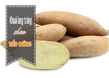 Những lợi ích bất ngờ từ khoai lang trắng cho sức khỏe của bạn