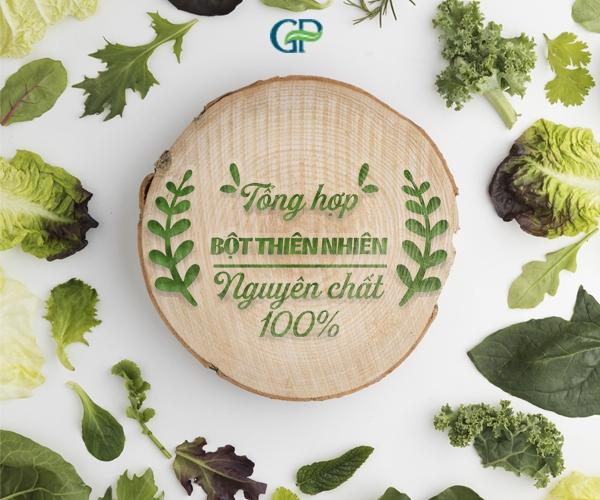 Top 7 bột thiên nhiên nguyên chất tốt cho sức khỏe