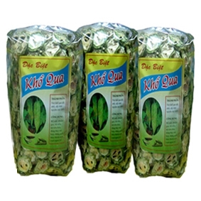Dried bitter melon high quality vietnam