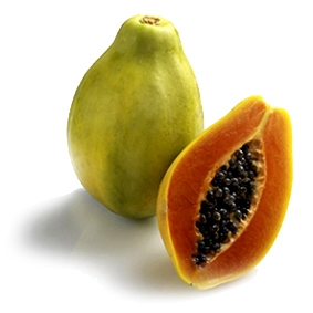 Fresh papaya fruit from vietnam
