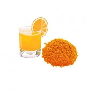 Orange flavor powder high quality and best price