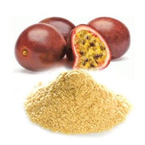 Passion fruit flavor powder for food high quality