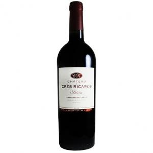 Rượu vang Chateau des Cres Ricards Stecia nhập khẩu