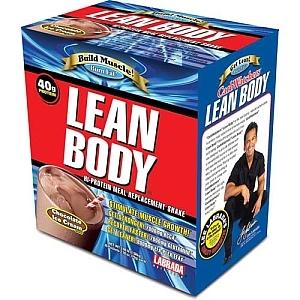 Sữa giảm cân & đốt mỡ Labrada Lean Body MRP, 80 gói