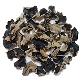 Dried black fungus mushroom from vietnam