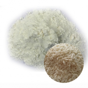 Natural glutinous rice powder high quality