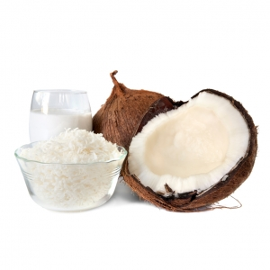 Coconut milk flavor powder 100% natural