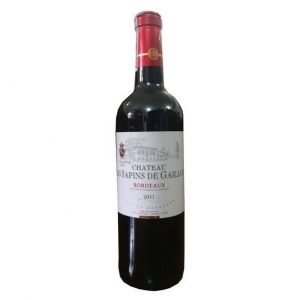 Rượu vang Chateau Les Sapins De Gaillou - 2011 nhập khẩu