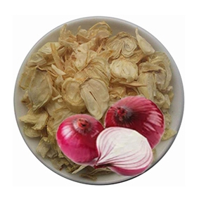 Dried onion slices from vietnam
