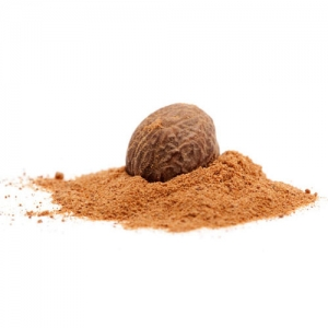 Dried nutmeg powder high quality