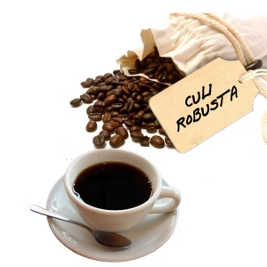 Coffee culi robusta flavor liquid