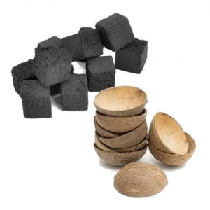 Coconut shell charcoal from vietnam with best price