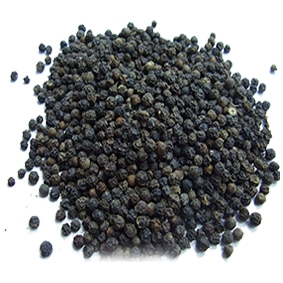 Dried black pepper