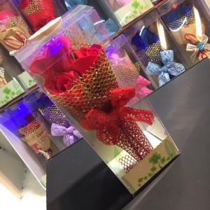 Hoa sáp đèn nháy