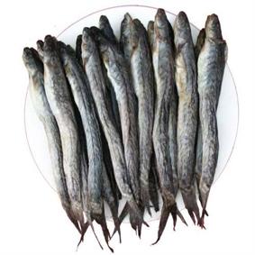 Khô cá kèo miền tây nam bộ