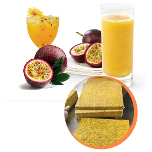 Vietnam high quality frozen passion juice
