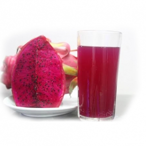 Viet nam dragon fruit juice frozen high quality