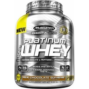 Sữa tăng cơ Platinum 100% Whey (2,27kg)