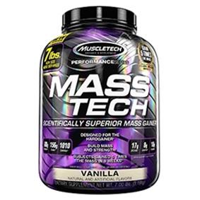 Sữa tăng cơ nạc Muscle Tech Mass Tech, 7Lbs