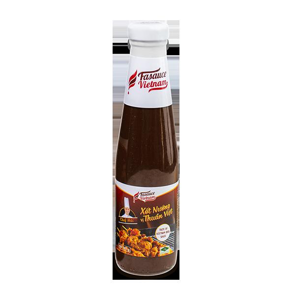 Xốt nướng vị Thuần Việt chai 320g